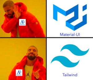 Answers - Material vs. Tailwind